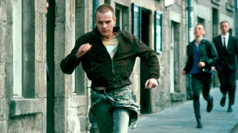 Image représentant Transpotting, l'un des meilleurs films anglais cultes.