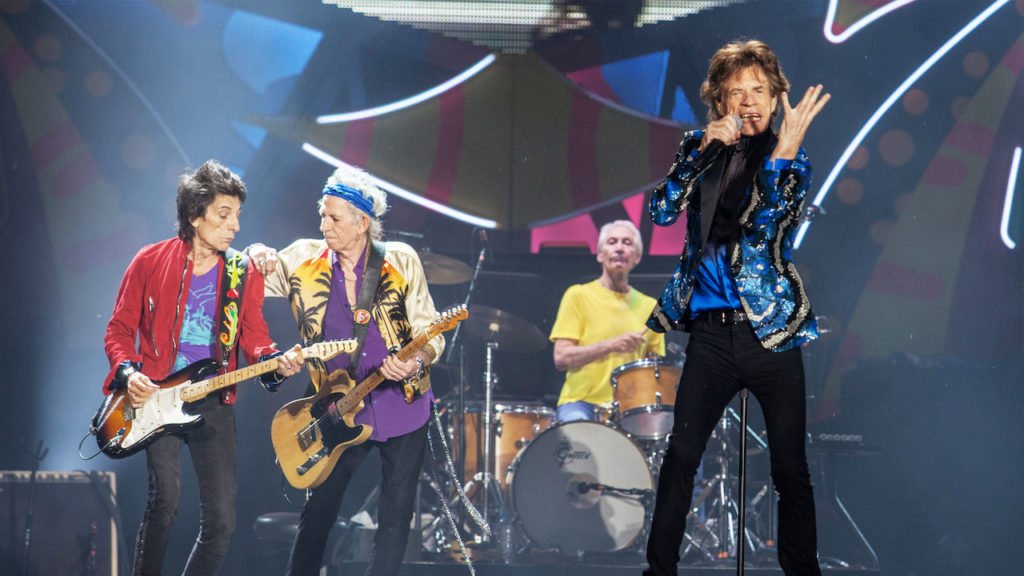 Rolling Stones : olé olé olé