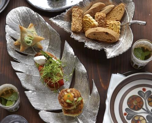 Restaurants marocains à Londres : Zayane