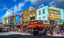Vivre à Camden Town : son histoire