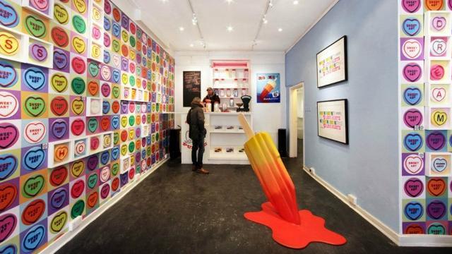 Galeries d'art à Londres : Graffik