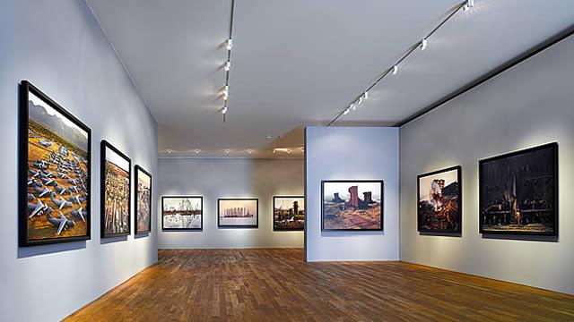 Galeries d'art à Londres : Photographers
