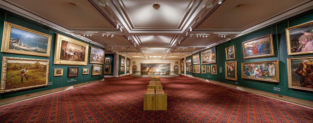 Galeries d'art à Londres : Guildhall