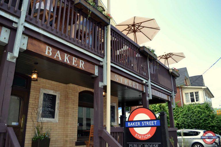 Vivre à Baker Street