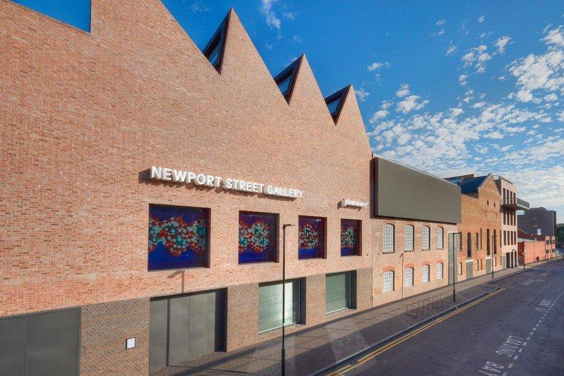 Galeries d'art à Londres : Newport