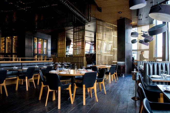 Restaurants branchés à Londres
