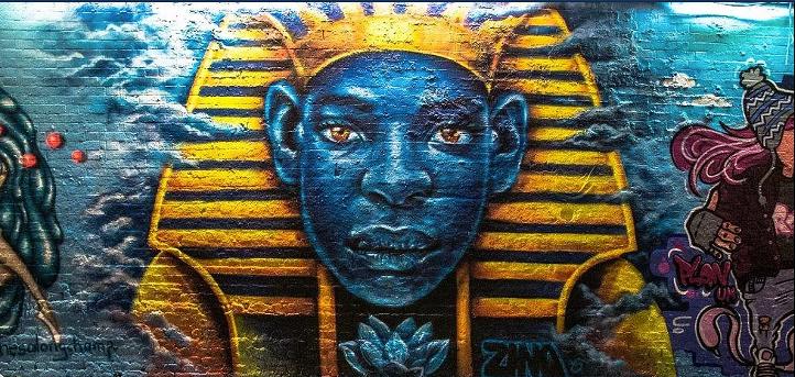 Street-art à Londres