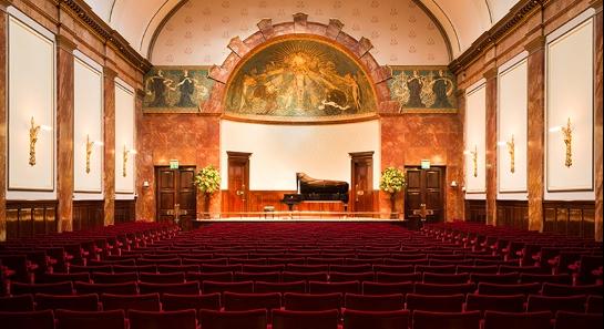 Salles de concert à Londres