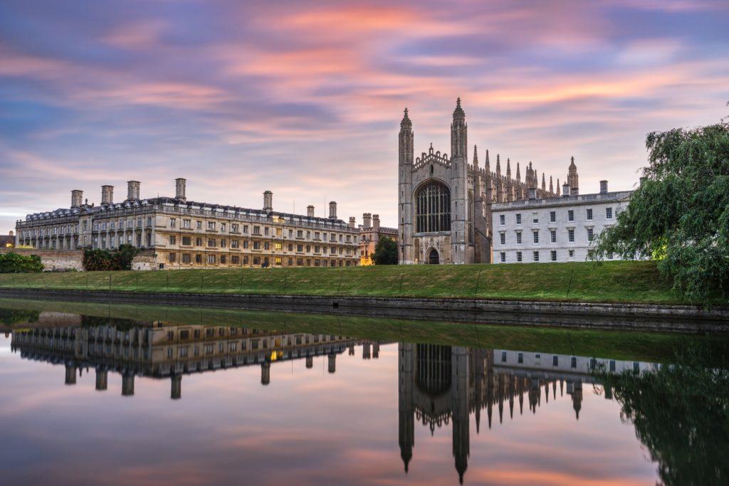Comment faire ses études à Londres : Université de Cambridge