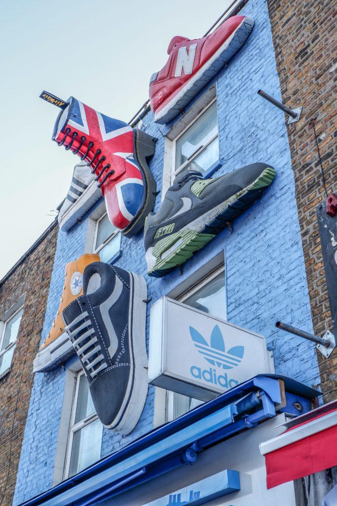 Les quartiers culturels de Londres : Camden Town