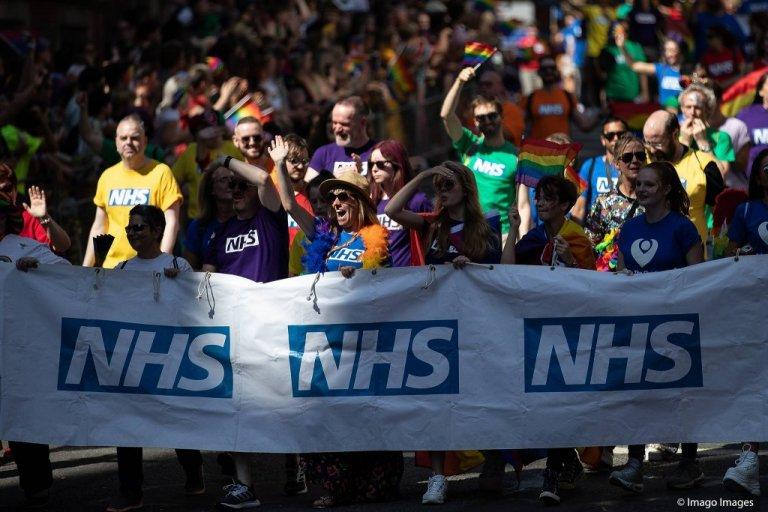 L'accés au NHS