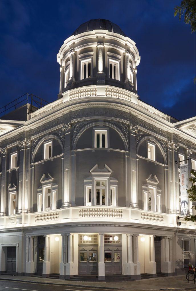 Les quartiers culturels de Londres : The Coronet