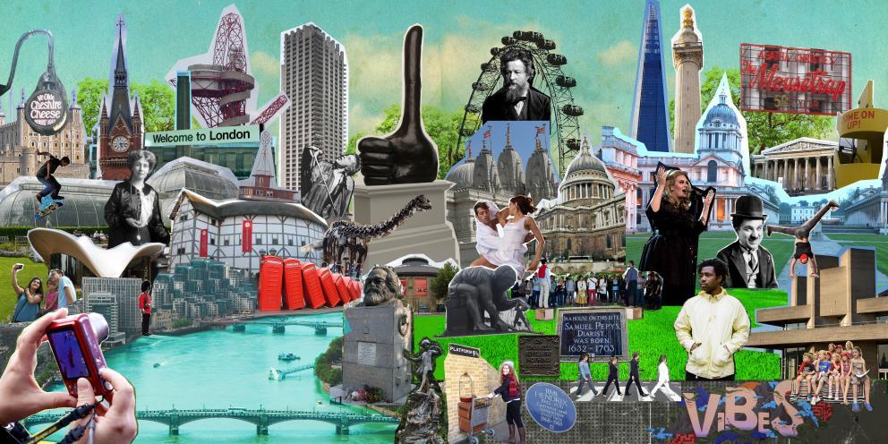Les quartiers culturels de Londres