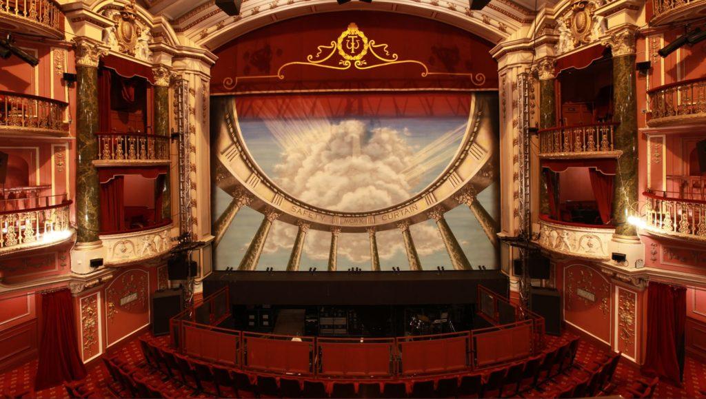 Les quartiers culturels de Londres : New Wimbledon Theatre