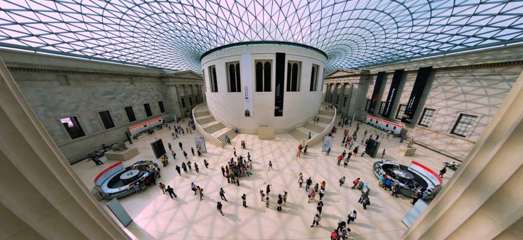 Les quartiers culturels de Londres : British Museum