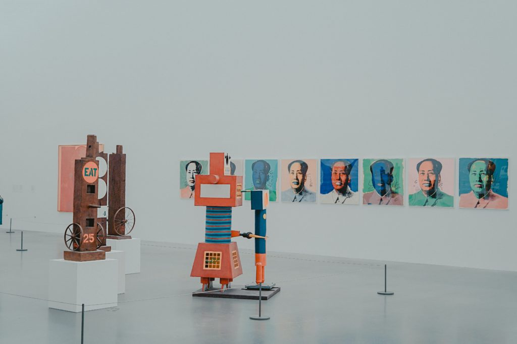 Les quartiers culturels de Londres : Tate Modern