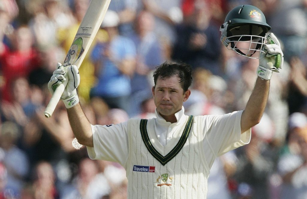 Le cricket Ricky Ponting