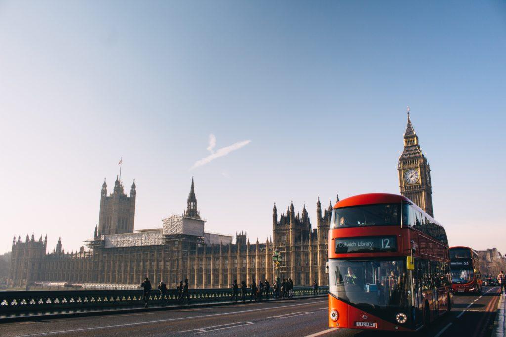 Londres, la ville des étudiants