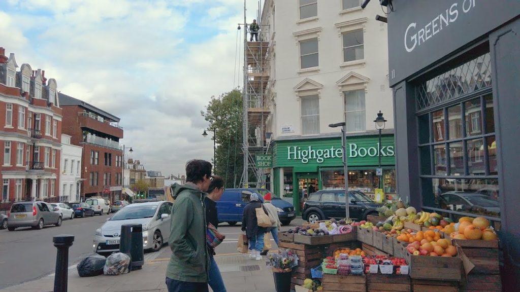 Vivre à Highgate: l'histoire
