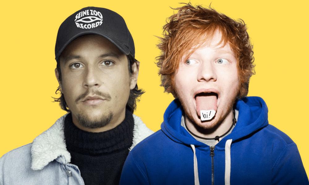 Les duos franco-britanniques: Nekfeu et Ed Sheeran