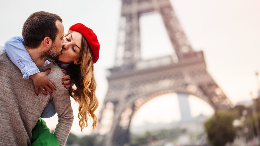 French kiss : Les origines du French Kiss