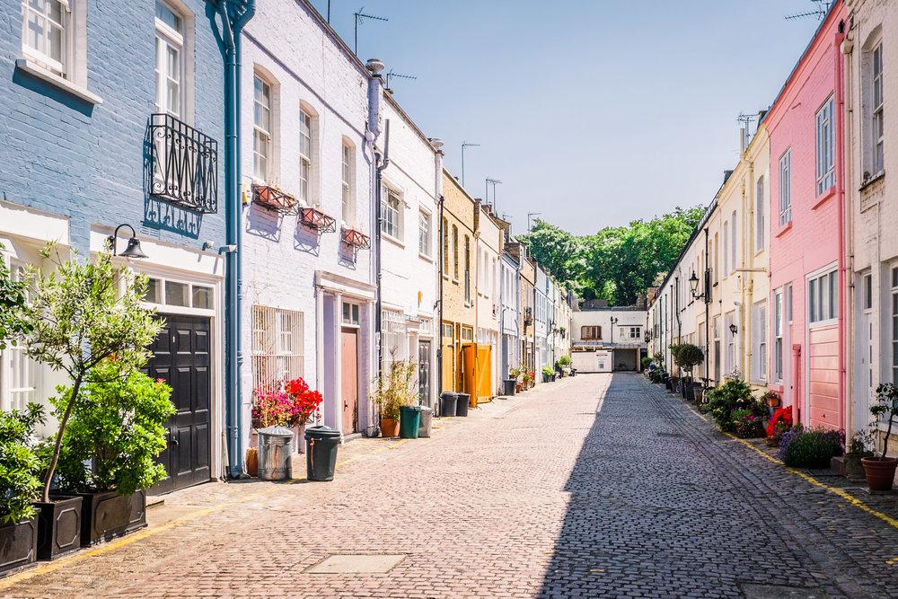 Vivre à High Street Kensington : Les logements