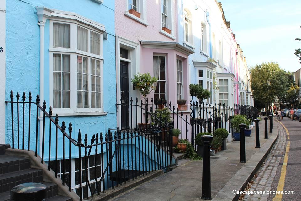 Les quartiers les plus chers de Londres