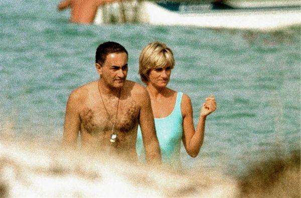 Diana et Dodi