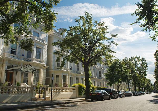 Les quartiers les plus chers de Londres: Holland park