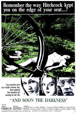 Films anglais années 70 : And Soon the Darkness