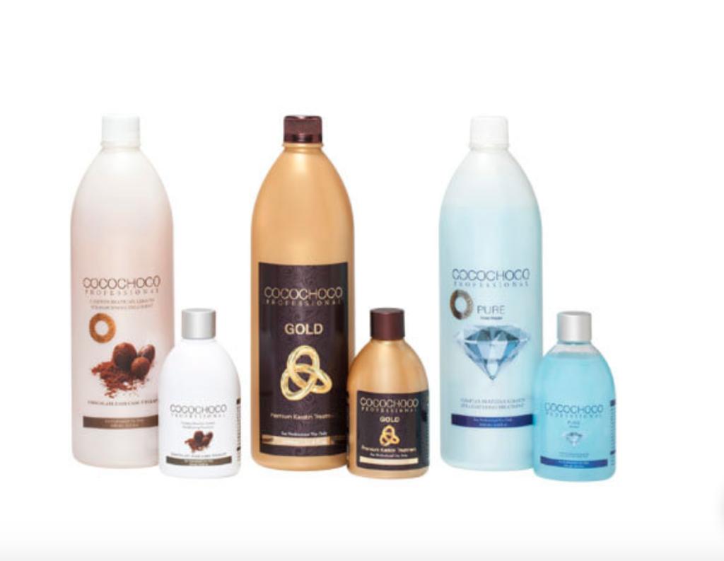 Produits de la gamme Cocochoco