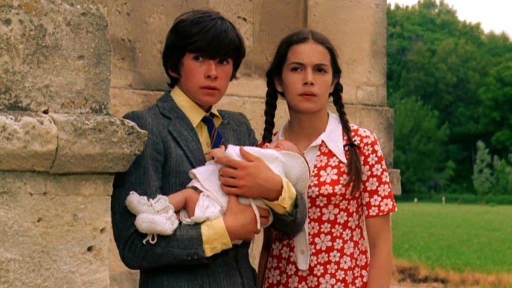 Films anglais années 70 : Deux enfants qui s'aiment