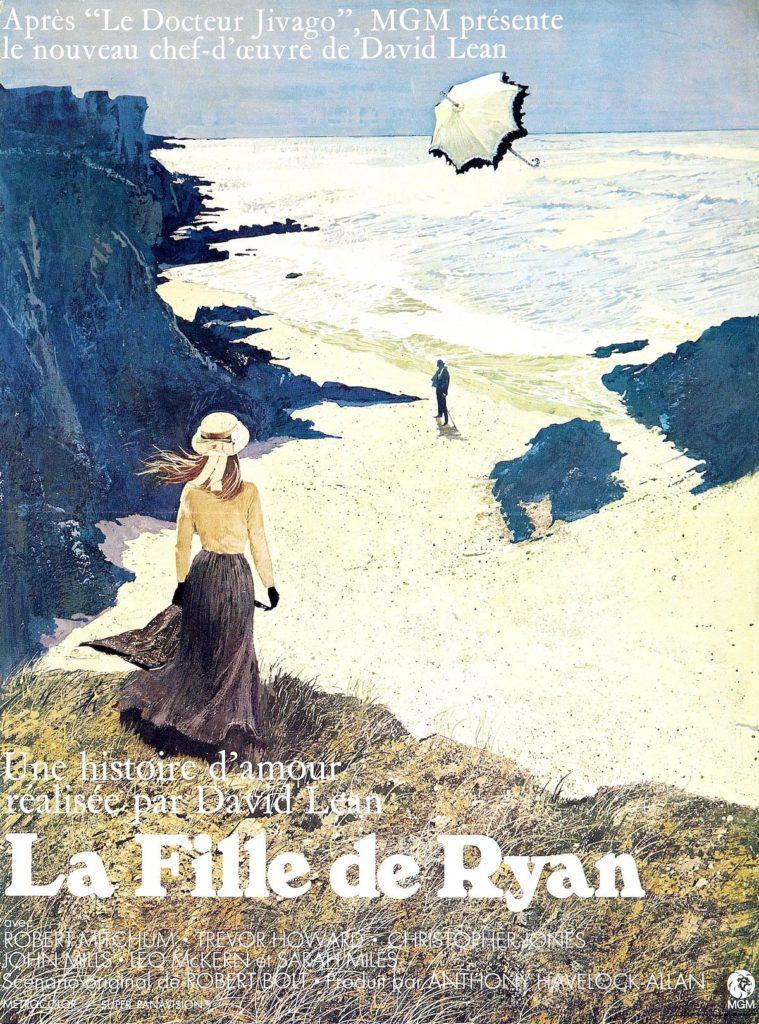 Films anglais années 70 : La fille de Ryan