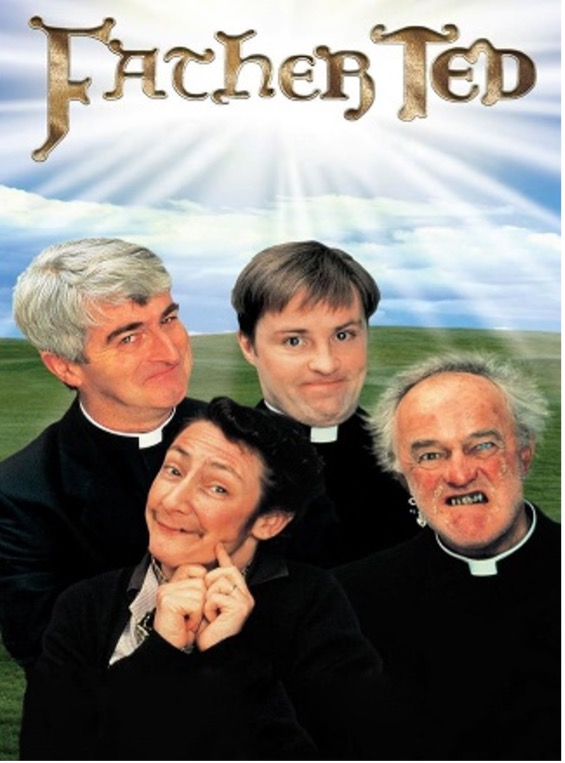 séries anglaises cultes années 90 : Father Ted