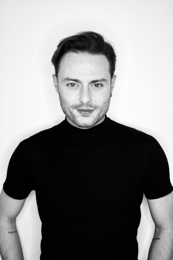 Alexandre Loof : notre coiffeur à Londres
