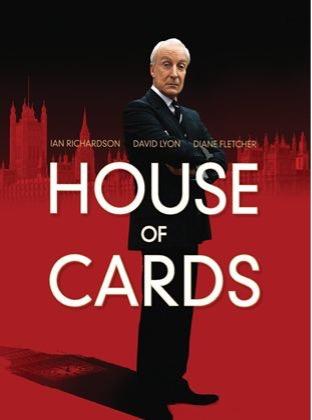 séries anglaises années 90 : House of Cards