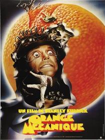 Films anglais années 70 : Orange Mécanique
