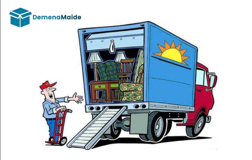 DemenaMaide : déménagement