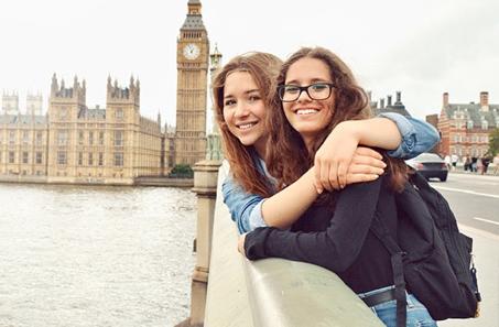 Londres : ville étudiante