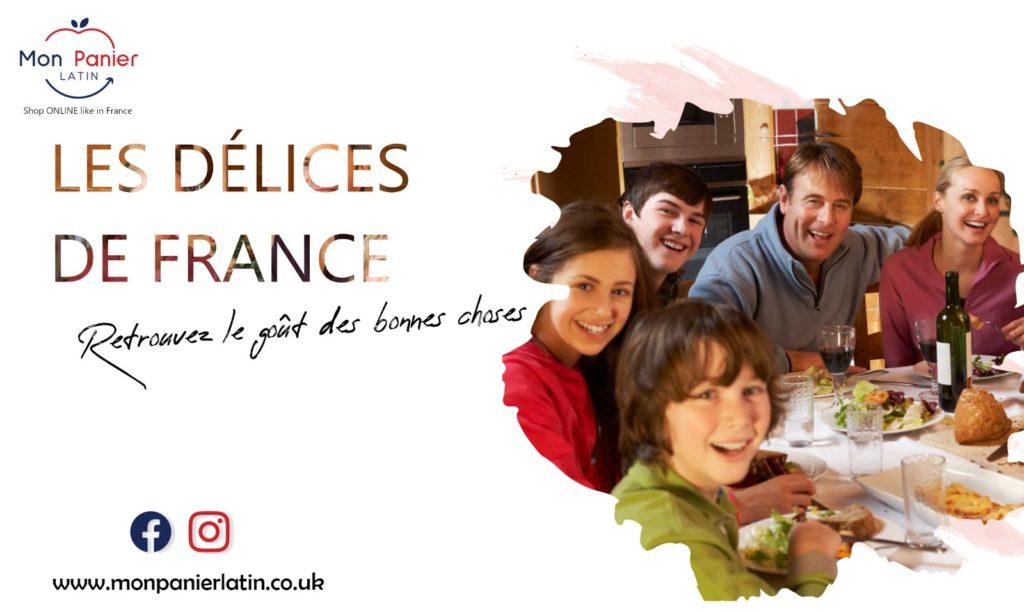 Mon Panier Latin : les produits français au Royaume-Uni